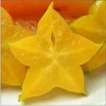 【旬の食材】(スターフルーツ) 栄養素と美味しい(スターフルーツ)の選び方【2月】