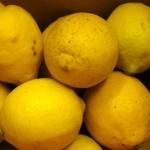 【旬の食材】(国産レモン)栄養素と美味しい(国産レモン)の選び方【11月】