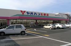 ヤオハン北部店