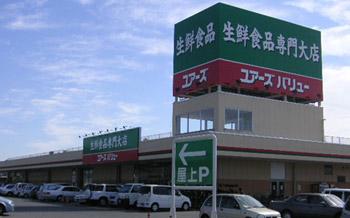 ユアーズ・バリュー仁井令店