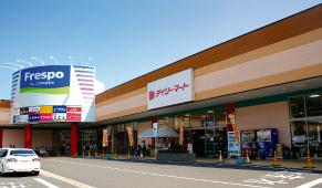 デイリーマートフレスポ阿波池田店