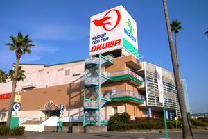スーパーセンターオークワ パームシティ和歌山店